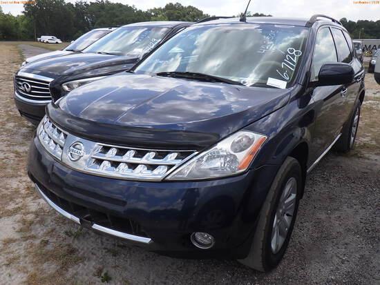 6-07128 (Cars-SUV 4D)  Seller:Private/Dealer 2006 NISS MURANO