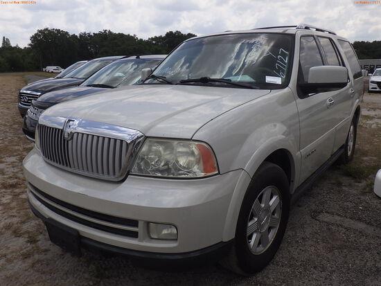 6-07127 (Cars-SUV 4D)  Seller:Private/Dealer 2005 LINC NAVIGATOR