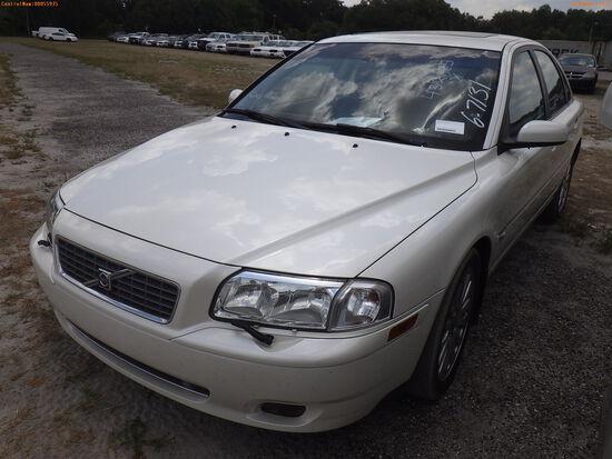 6-07131 (Cars-Sedan 4D)  Seller:Private/Dealer 2006 VOLV S80