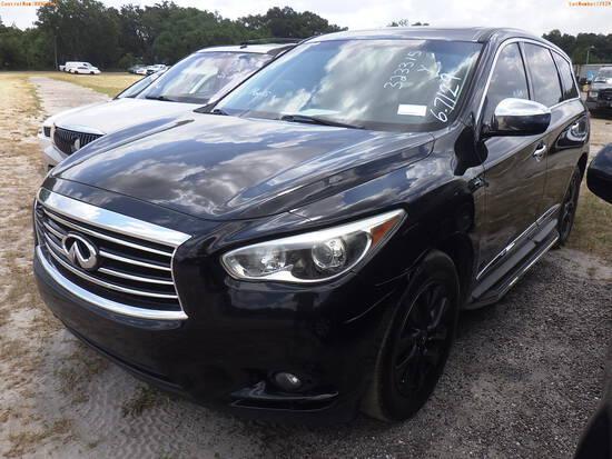 6-07129 (Cars-SUV 4D)  Seller:Private/Dealer 2013 INFI JX35