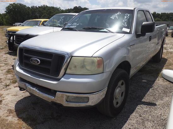 6-07132 (Trucks-Pickup 2D)  Seller:Private/Dealer 2004 FORD F150