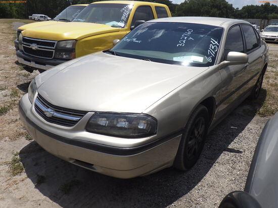 6-07134 (Cars-Sedan 4D)  Seller:Private/Dealer 2005 CHEV IMPALA