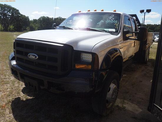 6-08117 (Trucks-Flatbed)  Seller:Private/Dealer 2006 FORD F550