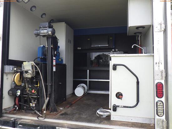 6-08264 (Trucks-Sewer)  Seller: Gov-Pinellas County BOCC 2015 FORD E450