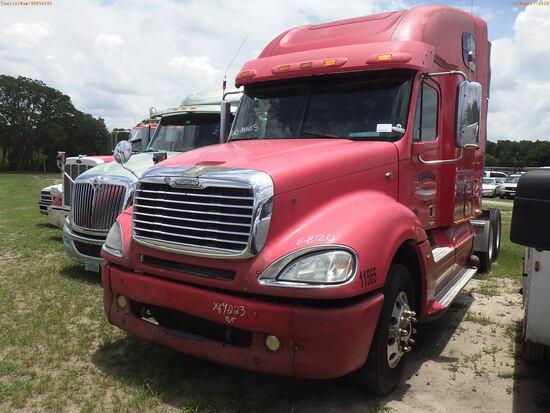 6-08120 (Trucks-Tractor)  Seller:Private/Dealer 2007 FRHT 120
