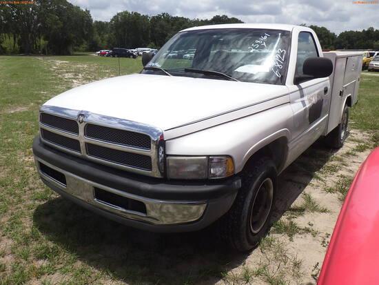 6-08123 (Trucks-Utility 2D)  Seller:Private/Dealer 2001 DODG 2500