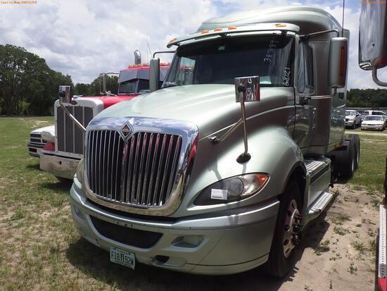 6-08121 (Trucks-Tractor)  Seller:Private/Dealer 2012 INTL PROSTAR