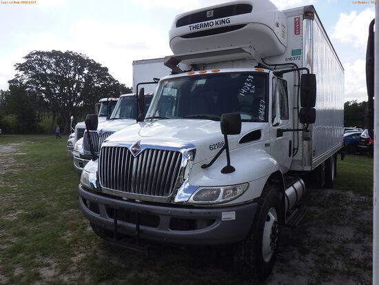 6-08127 (Trucks-Box Refr.)  Seller:Private/Dealer 2015 INTL 4300
