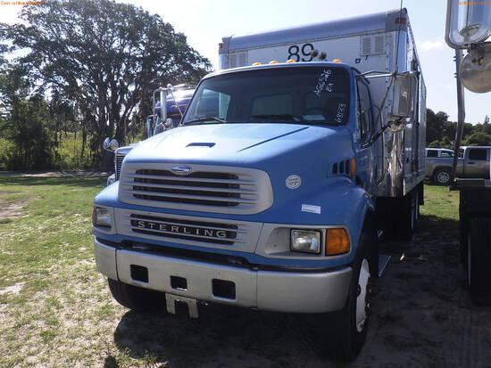 6-08133 (Trucks-Box)  Seller:Private/Dealer 2009 STRG ACTERRA