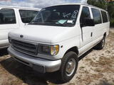 6-08210 (Cars-Van 3D)  Seller: Gov-Hillsborough County Sheriffs 2000 FORD E350
