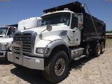 6-08260 (Trucks-Dump)  Seller:Private/Dealer 2007 MACK CTP713