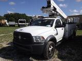 6-08231 (Trucks-Aerial lift)  Seller: Gov-City of St.Petersburg 2014 DODG 5500