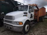 6-08256 (Trucks-Dump)  Seller: Gov-City of St.Petersburg 2006 STEM LT7500