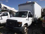 6-08230 (Trucks-Box)  Seller: Gov-City of St.Petersburg 2013 FORD E450