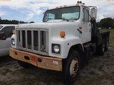 6-08218 (Trucks-Dump)  Seller: Gov-City of St.Petersburg 1996 INTL 2554