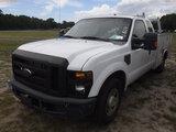 6-08219 (Trucks-Utility 2D)  Seller: Gov-Hillsborough County B.O.C.C. 2009 FORD