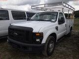 6-08221 (Trucks-Utility 2D)  Seller: Gov-Hillsborough County B.O.C.C. 2009 FORD