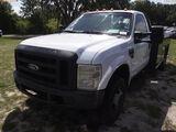 6-08135 (Trucks-Utility 2D)  Seller:Private/Dealer 2008 FORD F350