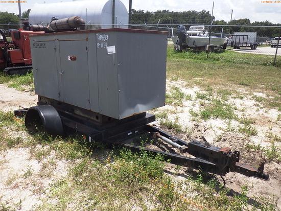 8-01154 (Equip.-Generator)  Seller:Private/Dealer DAYTON 9176-0 35KW 120-240-480