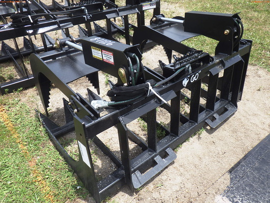 8-01126 (Equip.-Implement misc.)  Seller:Private/Dealer 60 INCH QUICK CONNECT GR