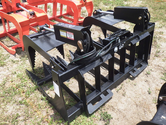 8-01130 (Equip.-Implement misc.)  Seller:Private/Dealer 60 INCH QUICK CONNECT GR