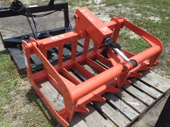 8-01148 (Equip.-Implement misc.)  Seller:Private/Dealer 48 INCH QUICK CONNECT GR