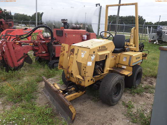 8-01156 (Equip.-Trencher)  Seller:Private/Dealer VERMEER V-3550A RIDING TRENCHER