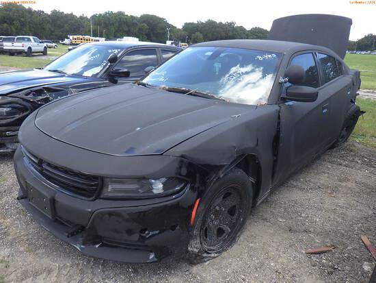 8-05126 (Cars-Sedan 4D)  Seller: Florida State F.H.P. 2018 DODG CHARGER
