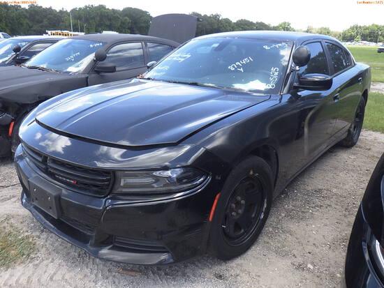 8-05125 (Cars-Sedan 4D)  Seller: Florida State F.H.P. 2015 DODG CHARGER