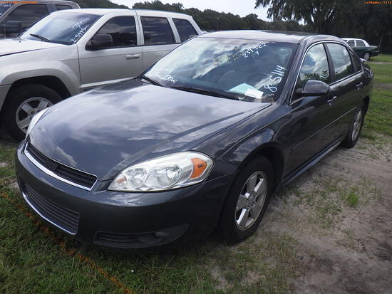 8-05114 (Cars-Sedan 4D)  Seller:Private/Dealer 2010 CHEV IMPALA