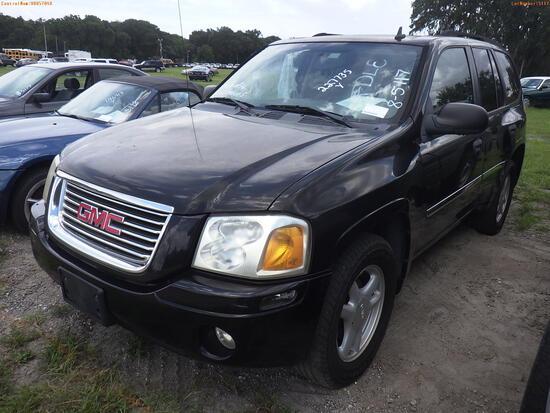 8-05117 (Cars-SUV 4D)  Seller: Florida State F.D.L.E. 2008 GMC ENVOY