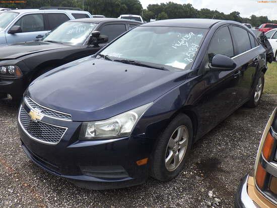 8-05134 (Cars-Sedan 4D)  Seller:Private/Dealer 2011 CHEV CRUZE