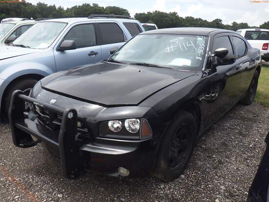 8-05135 (Cars-Sedan 4D)  Seller: Gov-City of Port Richey 2010 DODG CHARGER
