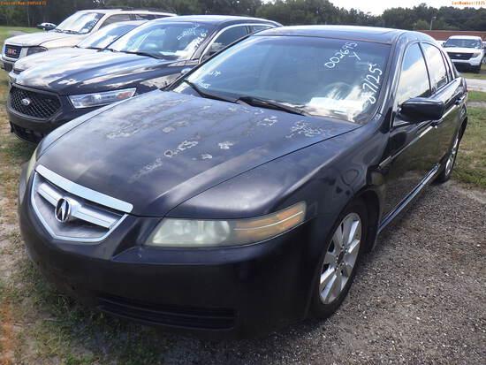 8-07125 (Cars-Sedan 4D)  Seller:Private/Dealer 2005 ACUR TL