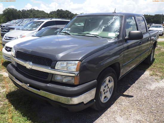 8-07116 (Trucks-Pickup 4D)  Seller:Private/Dealer 2005 CHEV 1500