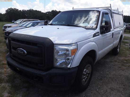 8-07124 (Trucks-Pickup 2D)  Seller:Private/Dealer 2016 FORD F250