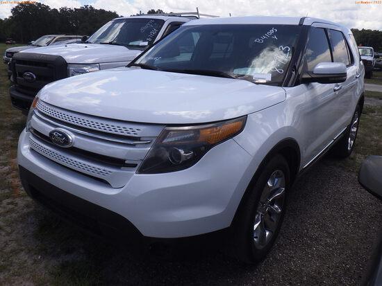 8-07123 (Cars-SUV 4D)  Seller:Private/Dealer 2015 FORD EXPLORER