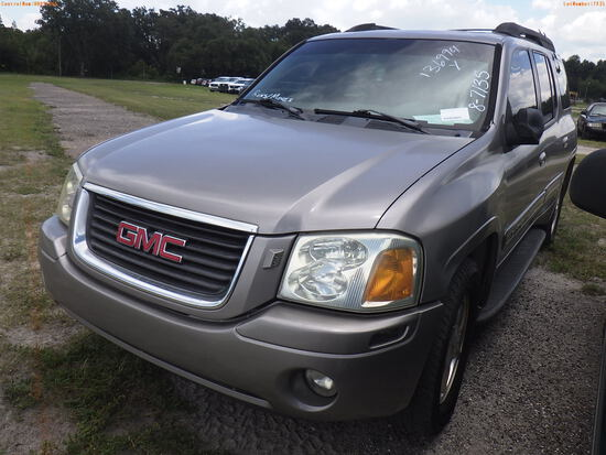 8-07135 (Cars-SUV 4D)  Seller:Private/Dealer 2002 GMC ENVOY