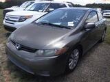 8-07122 (Cars-Sedan 4D)  Seller:Private/Dealer 2006 HOND CIVIC