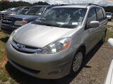 8-07118 (Cars-Van 4D)  Seller:Private/Dealer 2008 TOYT SIENNA
