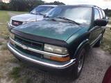 8-07134 (Cars-SUV 4D)  Seller:Private/Dealer 1999 CHEV BLAZER