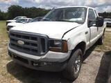 8-07136 (Trucks-Pickup 4D)  Seller:Private/Dealer 2006 FORD F250SD