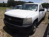 8-07142 (Trucks-Pickup 2D)  Seller:Private/Dealer 2010 CHEV 1500