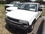 8-07139 (Trucks-Pickup 2D)  Seller:Private/Dealer 2003 CHEV S10