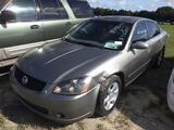 8-07225 (Cars-Sedan 4D)  Seller:Private/Dealer 2006 NISS ALTIMA