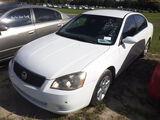 8-07224 (Cars-Sedan 4D)  Seller:Private/Dealer 2006 NISS ALTIMA
