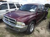 8-07227 (Trucks-Pickup 4D)  Seller:Private/Dealer 2002 DODG DAKOTA