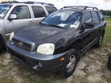 8-07229 (Cars-SUV 4D)  Seller:Private/Dealer 2002 HYUN SANTAFE