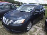 8-07233 (Cars-Sedan 4D)  Seller:Private/Dealer 2013 NISS SENTRA