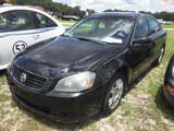 8-07235 (Cars-Sedan 4D)  Seller:Private/Dealer 2005 NISS ALTIMA